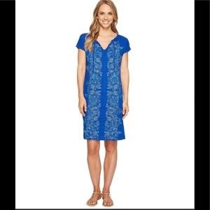🆕TOMMY BAHAMA  WOMEN BLUE DRESS(Sz M)